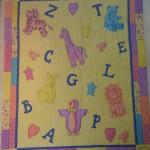 Practice Baby Quilt Panel