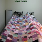 Mary's Historic Quilt