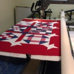 Mary's Red, White and Blue Quilt